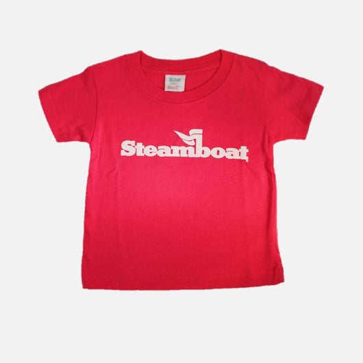 Baby Official Steamboat Tee