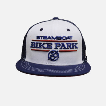 Steamboat Bike Park Logo Hat