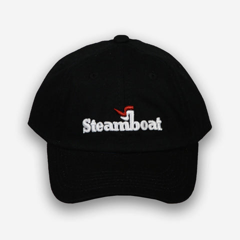 Steamboat Logoed Dad Hat