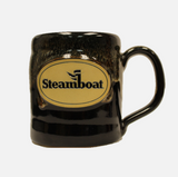 Steamboat Logo Ceramic Mug