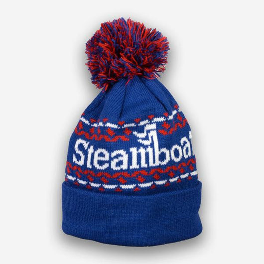 Official Steamboat Logo Beanie - 3 color options