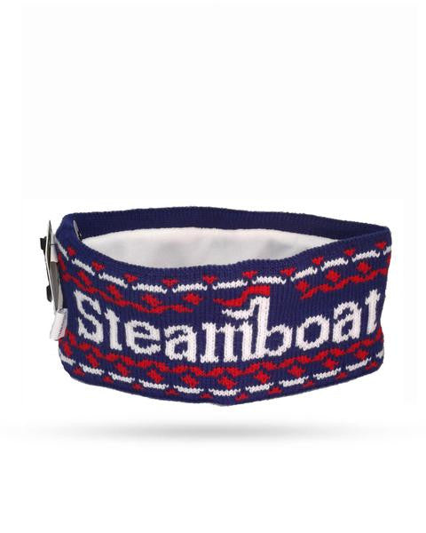 Official Steamboat Logo Headband
