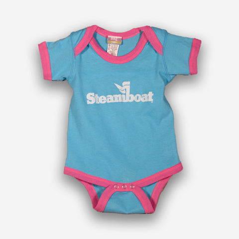 Baby Official Steamboat Onesie