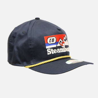 Steamboat Captain Hat