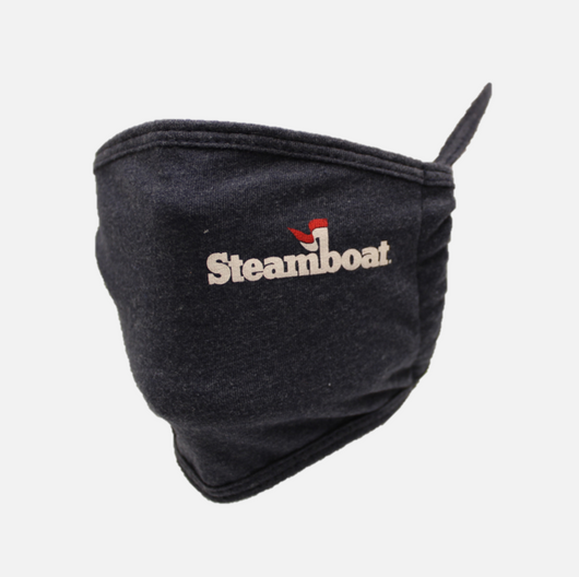 Steamboat Official Face Mask