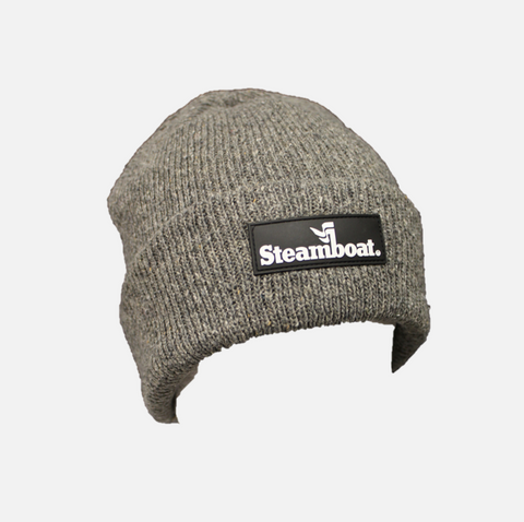 Steamboat Logo Unify Beanie