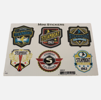 Hockey Sticker Set