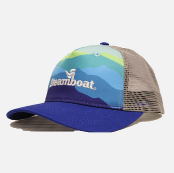 Youth Steamboat Logo Mountain Hat