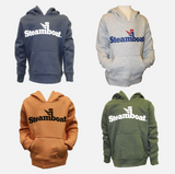 Youth Official Steamboat Logo Hoodie - 4 color options