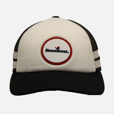 Steamboat logoed Low Pro Trucker Hat