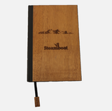 Real Wood Journals