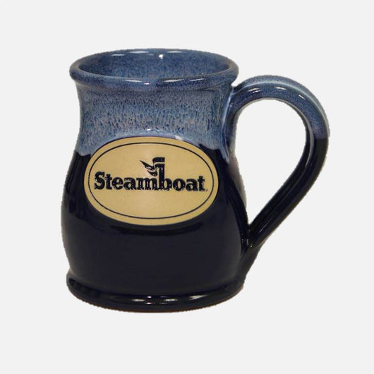 Official Steamboat Logo Ceramic Mug