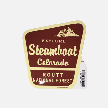 National Forest Sticker