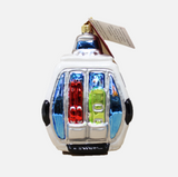 Hand Painted Gondola Ornament