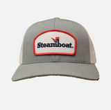 Steamboat Logo C12 Trucker Hat