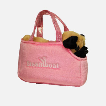 Official Steamboat Logo Dog in Purse