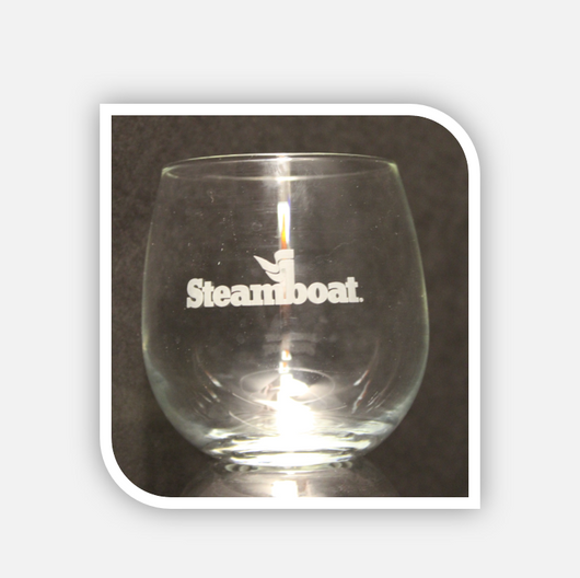 Steamboat Red Wine Glass