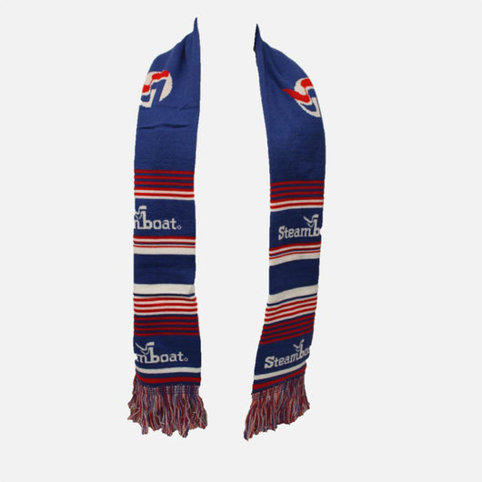 Steamboat Logo Scarf
