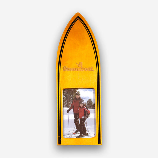 Steamboat Ski Tip Picture Frame – Steamboat General Store