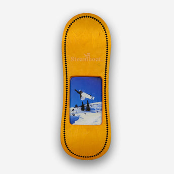 Steamboat Snowboard Picture Frame