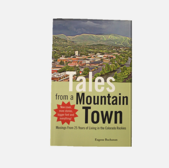 Tales from a Mountain Town Book