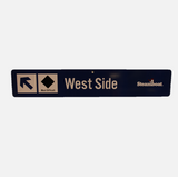 Steamboat Replica Trail Signs - 6 options