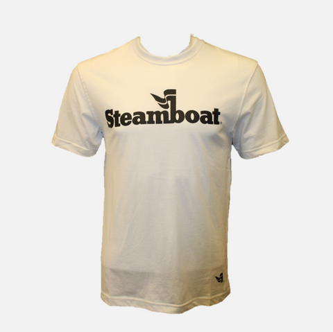 Official Steamboat Logo S/S Tee - 5 color options