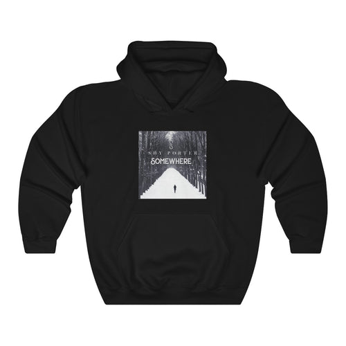 Shy Porter Unisex Heavy Blend™ Hooded Sweatshirt