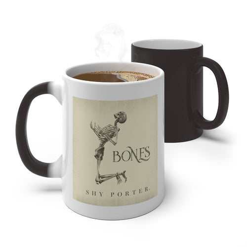 Shy Porter Color Changing Mug