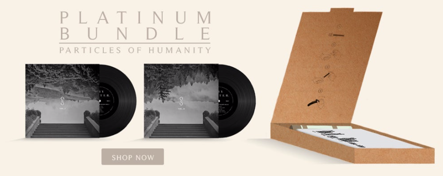 Shy Porter Particles of Humanity Platinum Bundle