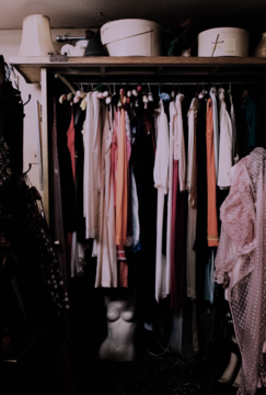 THE CLOSET EDIT