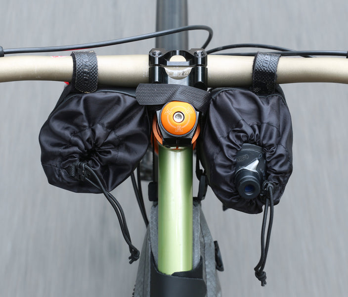 Xtouring Frame Bag / Almighty Cup Bundle