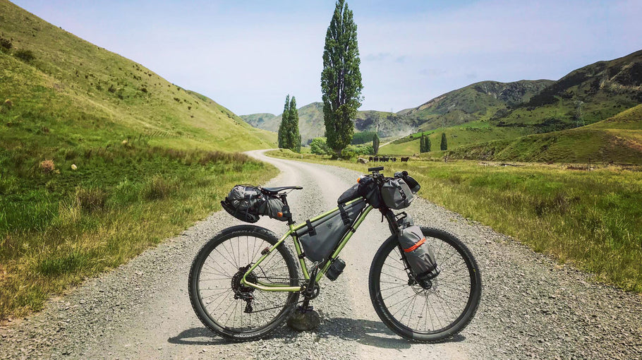 New Zealand - Bikepacking Trip - Blenheim To Rainbow Station