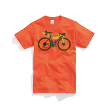 "Load image into Gallery viewer, "" Young guns"" bikepacking T-shirts!"