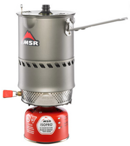 MSR® Reactor® Stove Systems 1.0L