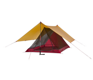 MSR® Thru-Hiker Mesh House 2 Trekking Pole Shelter