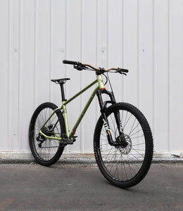 WOHO Old Crow All Mountain Bike / Complete Bike / 3 Colors