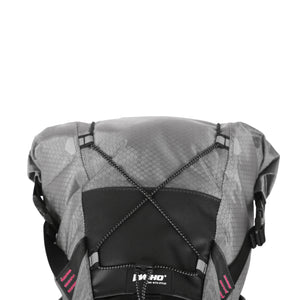 XTOURING Saddle Bag DRY M Iron Grey