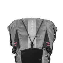 Load image into Gallery viewer, XTOURING Saddle Bag DRY M Iron Grey