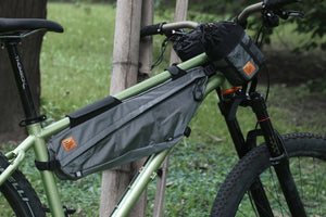 XTOURING Frame Bag + Almighty Cup Bundle