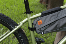 Load image into Gallery viewer, XTOURING Frame Bag + Almighty Cup Bundle Iron Grey