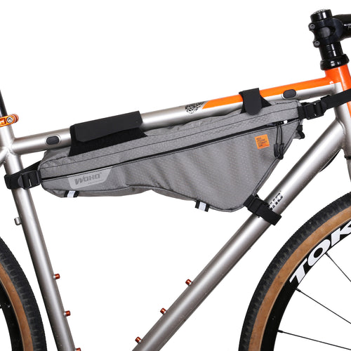 XTOURING Frame Bag Iron Grey 3 Sizes
