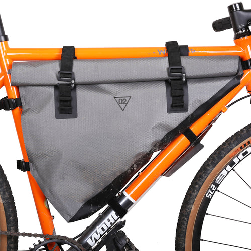 XTOURING Full Frame Bag DRY M / L Iron Grey
