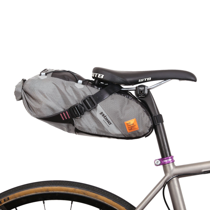 XTOURING Saddle Bag DRY S Iron Grey