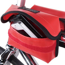 Load image into Gallery viewer, Mini Top Tube Pannier Bag / 5 Colors