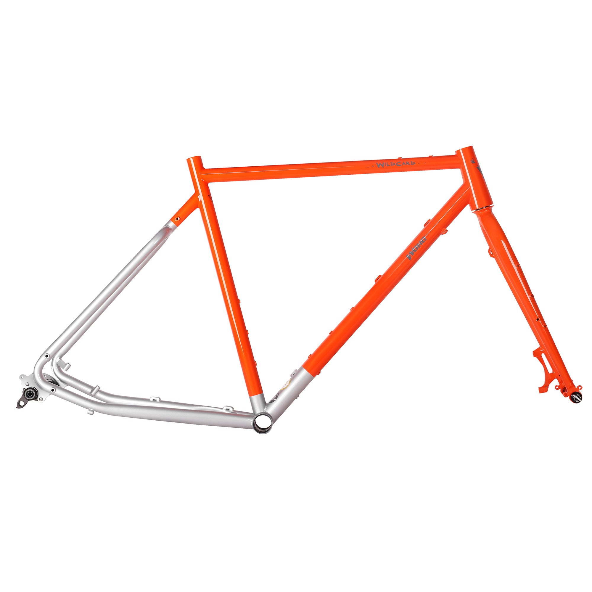 Wildcard Gravel Tourer Vermillion / Frameset