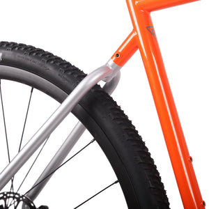 WOHO Wildcard Gravel Tourer Vermillion / Complete Bike