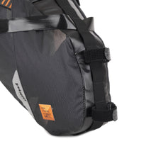 Load image into Gallery viewer, XTOURING Saddle Bag DRY L cyber-camo Diamond black