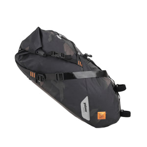 XTOURING Saddle Bag DRY L cyber-camo Diamond black