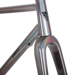 Double Ace All Road Bike / Pre-production stock frameset / 51cm